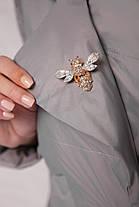Женская демисезонная куртка 18-006 р. М, XXL, фото 3