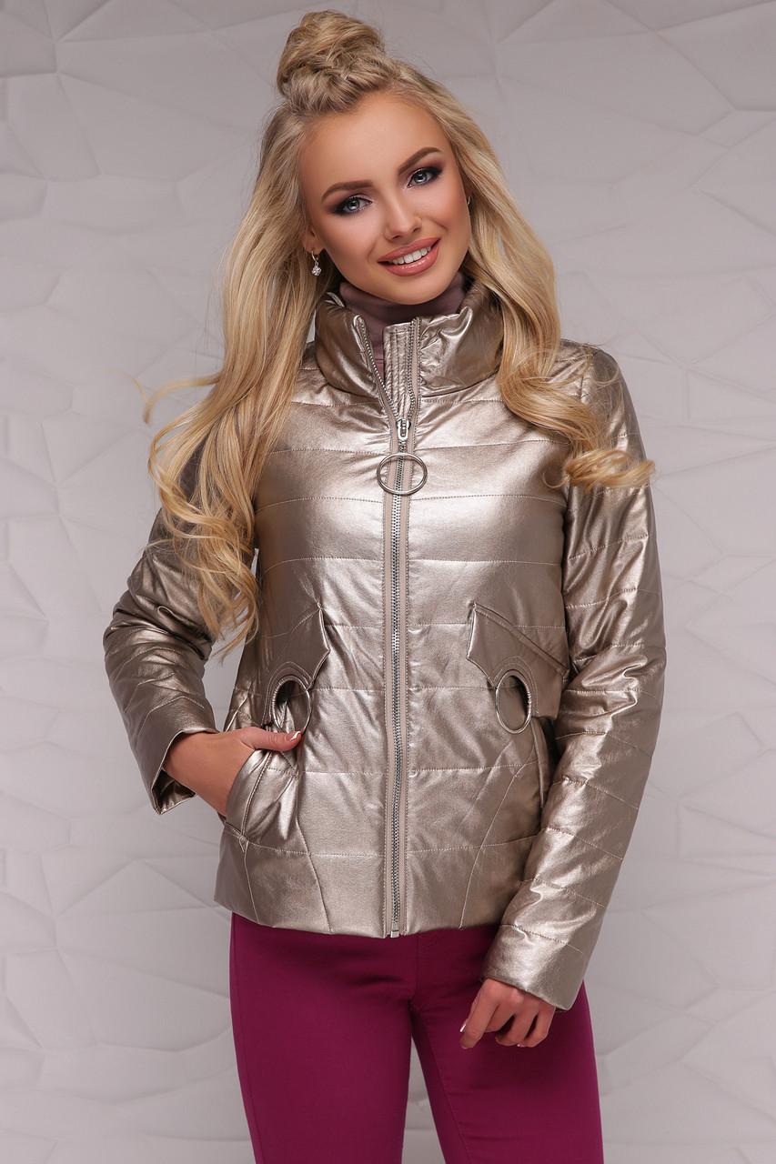Женская демисезонная куртка18-126