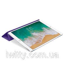 Чехол-подставка для планшета Apple Smart Cover for 10.5 iPad Pro - Ultra Violet (MR5D2) Original, фото 3