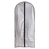 Чехол для одежды водонепроницаемый 90х60 см.(серебристый полиэтилен), фото 1