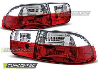 Стопы фонари тюнинг оптика Honda Civic
