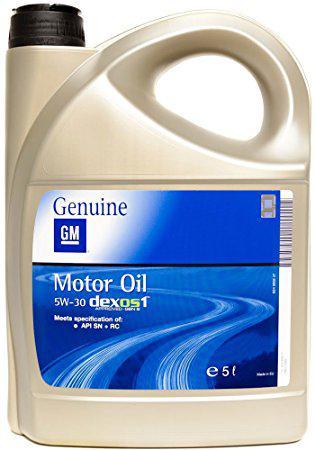 GM Dexos 1 5W-30 5л