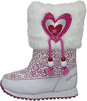 Зимові чобітки для дівчинки для дівчинки Agatha Ruiz de la Prada 121968 (р. 25), фото 1
