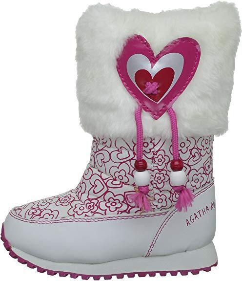 Зимові чобітки для дівчинки для дівчинки Agatha Ruiz de la Prada 121968 (р. 25)