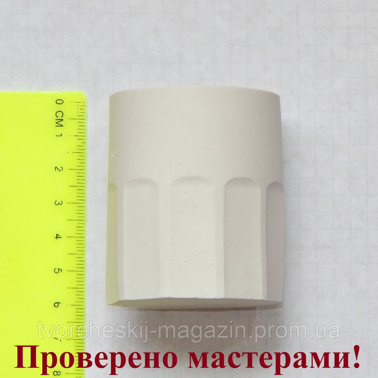 Фигурка из гипса. Гипсовая фигурка для раскрашивания стакан (подставка для ручек)