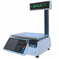 Весы с печатью этикетки Digi SM-100 P Plus