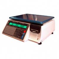 Весы с печатью этикетки Digi SM-100 CS B