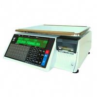 Весы с печатью этикетки Digi SM-100 CS B Plus