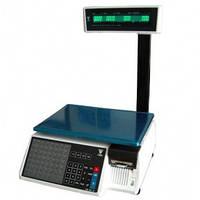 Весы с печатью этикетки Digi SM-100 CS Р