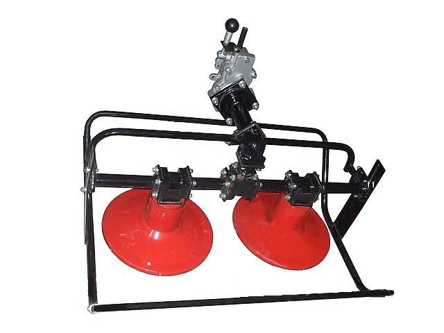 Косилка роторная для мотоблока (шлицы)