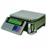 Весы с печатью этикетки Digi SM 5100 В