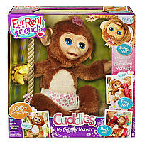 Fur Real Friends Смешливая обезьянка / Fur Real Friends Cuddles My Giggly Monkey Pet