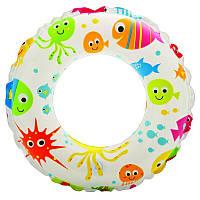 Надувной круг Intex 59230 Веселые Рыбки (int59230_3)