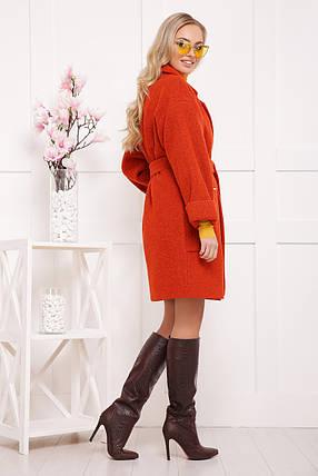 Женское пальто П-301-90ш размер 40, фото 2