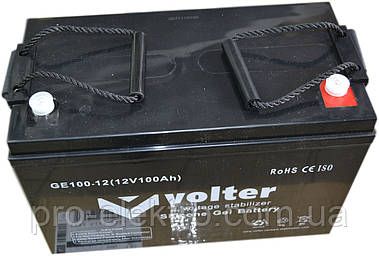 Аккумуляторная батарея TM VOLTER GE 100-12