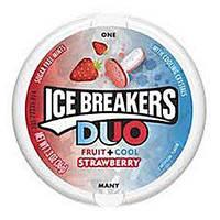 Леденцы Ice Breakers DUO со вкусом Клубники