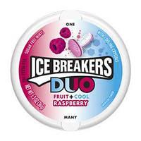 Леденцы Ice Breakers DUO со вкусом Малины