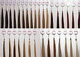 Шиньон-накладка на гребешках удлиненная блонд 902А-613, фото 9