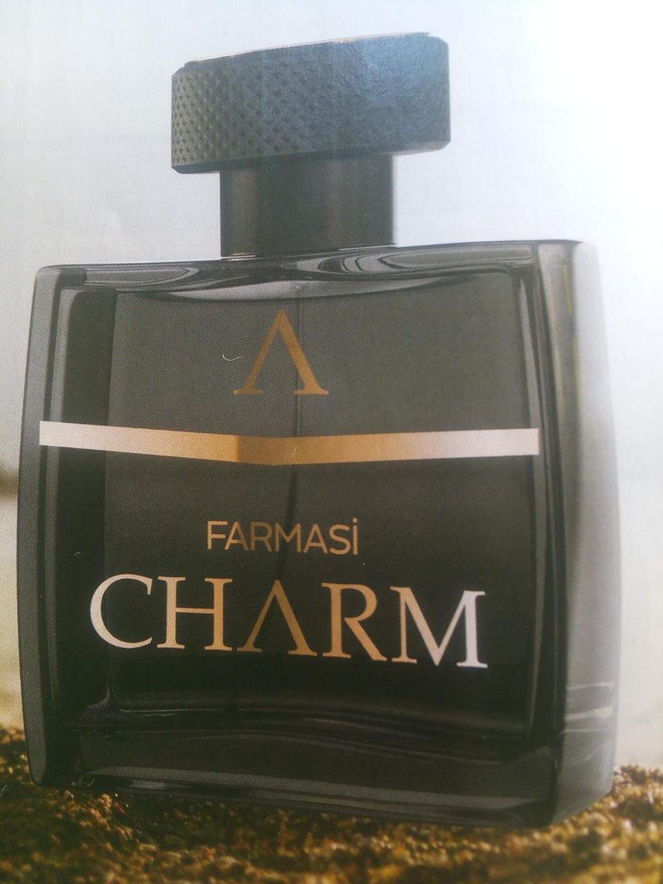 Мужская парфюмированая вода CHARM 75 мл