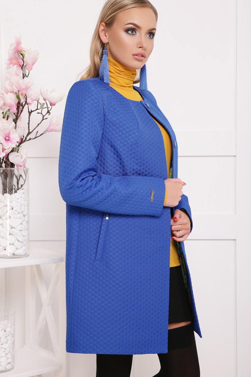 Женское пальто П-337  44, 46