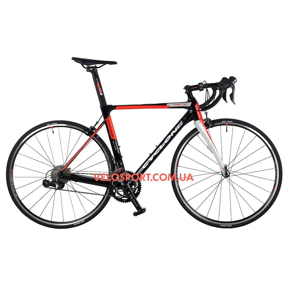Шоссейный велосипед Cyclone FRC 72 520 мм.