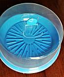 Тортовница с крышкой d- 310мм, пластик, цвета в ассортименте., фото 5