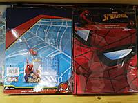 {есть:90*140+40*55} Детское постельное белье для мальчиков Spider-Man. [90*140+40*55]