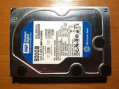 HDD 500GB 7200rpm SATAII Різних виробників. Акція!