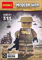 Лего миниифгурка MODERN WAR