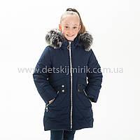 """Зимняя куртка для девочки """"Инесса"""", Зима 2019 года, фото 1"""