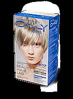 Стойкая краска-гель для волос ESTEL ONLY 9/17 Блондин пепельно-коричневый