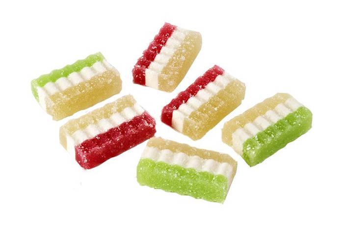 Мармелад Трёхслойный ТМ Красный пищевик (3кг), фото 2