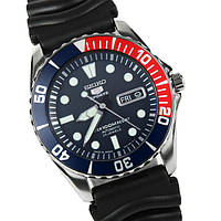 Часы Seiko 5 SNZF15J2 Automatic Submariner  Pepsi -MADE IN JAPAN-