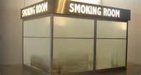 Как оборудовать курительную комнату