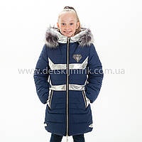 "Зимняя куртка для девочки ""Виктория"", Зима 2019 года, фото 1"