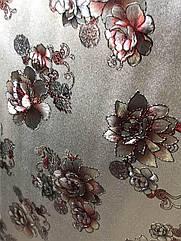 Клеенка на тканной основе шелкография золото/серебро 6efc