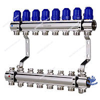 Запорная арматура для водоснабжения и отопления