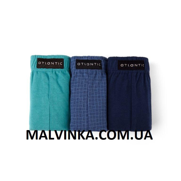 Набор мужских трусов Atlantic 3MP-045 (3шт) р XL