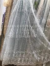 Тюль органза белая , фото 2