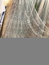 Тюль органза белая , фото 3