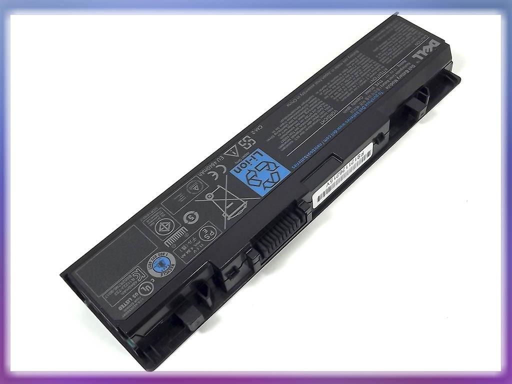 Батарея Dell (WU946) Studio 1555 (11.1V 4400mAh). Black
