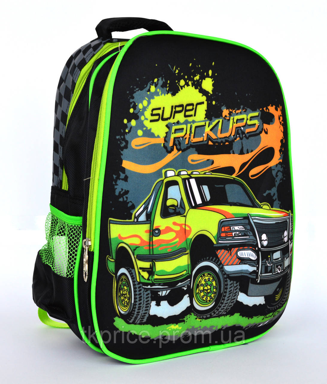 Школьный рюкзак с ортопедической спинкой 664