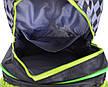 Школьный рюкзак с ортопедической спинкой 664, фото 4