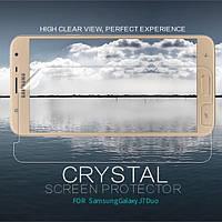 Защитная пленка Nillkin Crystal для Samsung Galaxy J7 Duo