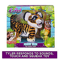 Тигренок FurReal Friends Hasbro Рычащий Амурчик. Тигр Тайлер / Hasbro FurReal Roarin' Tyler the Playful Tiger