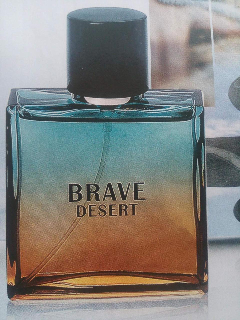 Мужская парфюмированая вода BRAVE  DESERT   60 мл