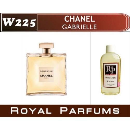 Духи на разлив Royal Parfums W-225 «Gabrielle» от Chanel
