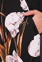 Жіноче плаття Тюльпан Матильда-Б д/р Розміри XL, XXL, XXXL, фото 3