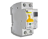 Автоматический выключатель дифференциального тока АВДТ32, 2р 25А