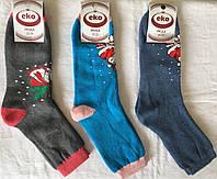 Женские махровые носки стрейч™Эко